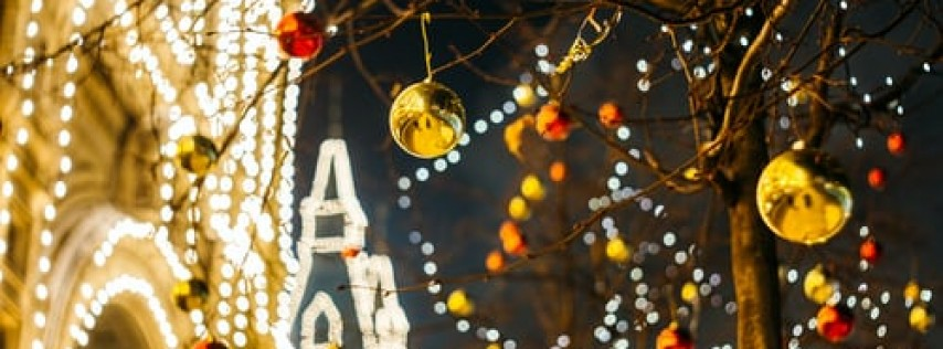 Holiday Lights on the River Walk – FREE