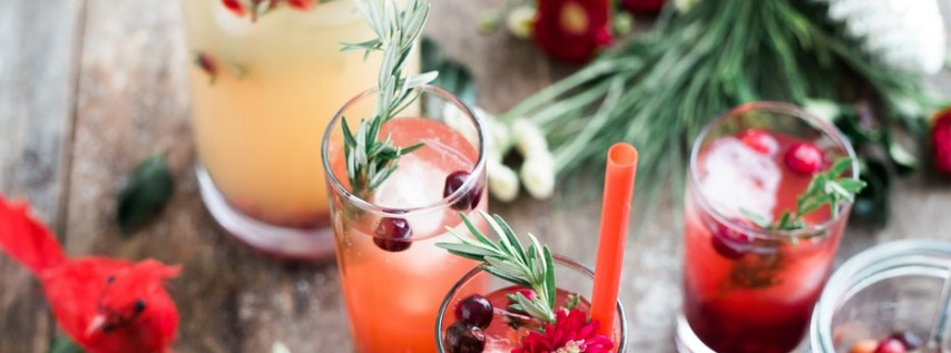 12 Cocktails of Christmas at The Oyster Bar