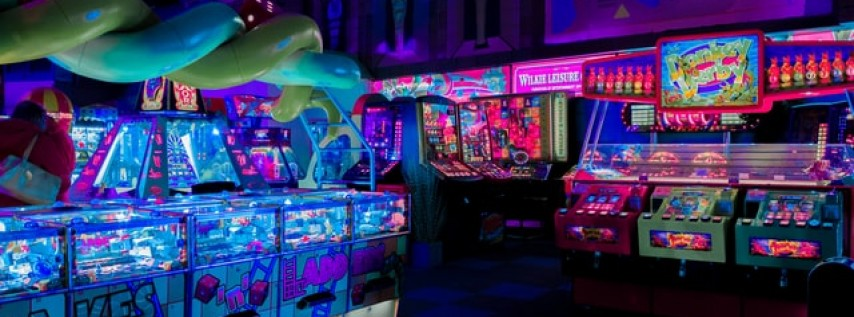 Christmas Eve Bash @ Arcade Monsters