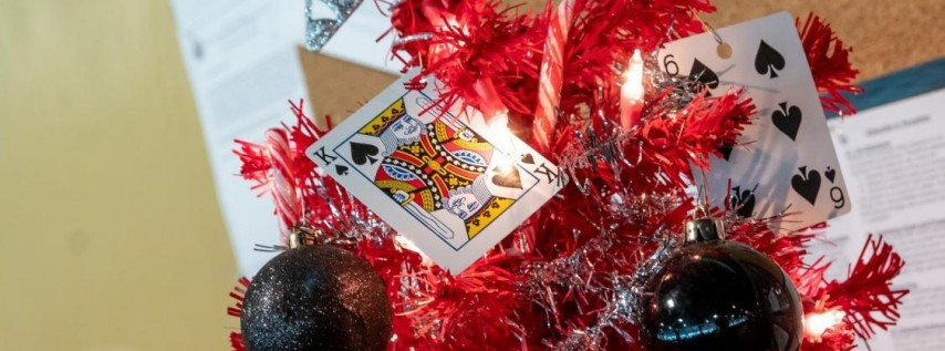 X-Mas Eve Dual Room Promotion at Silks Poker Room and TGT Poker & Racebook