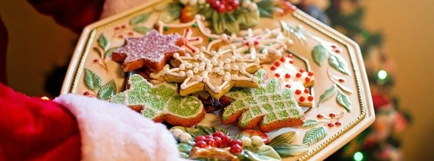 Cookies for Santa @ Hammer & Stain