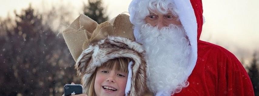 Santa Photos 2020 @ Paddock Mall