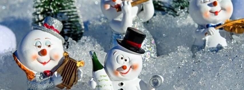 CHRISTMAS EVE PARTY @ Oasis Restaurant & Bar