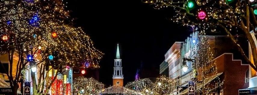 Christmas Light Scavenger Hunt @ Target Store Murfreesboro
