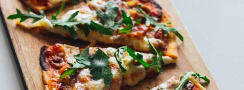 Pizza, Pins & Pints at Cardinal Lanes Shipyard