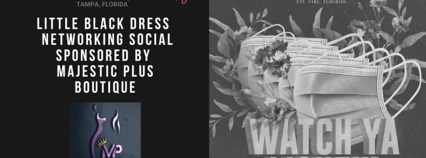 Little Black Dress Networking Social Sponsored by Majestic Plus Boutique