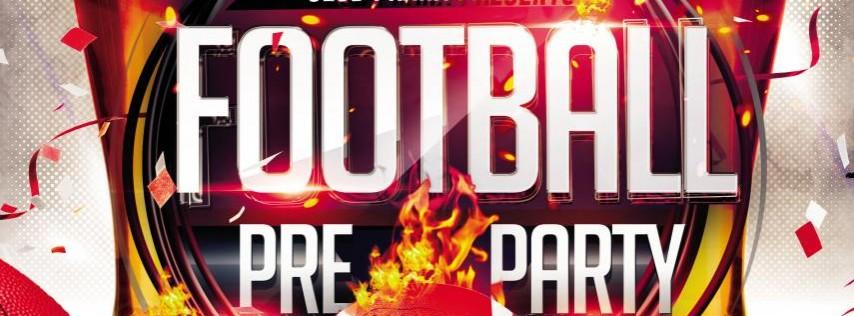 Football Pre-Party | Club Prana