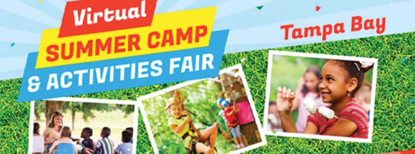 Tampa Bay Camp & Activities Fair (virtual)