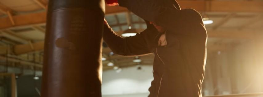 Boxing & Bubbly at American Social