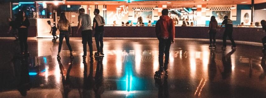 Glow in the Dark St. Patrick's Day Skate