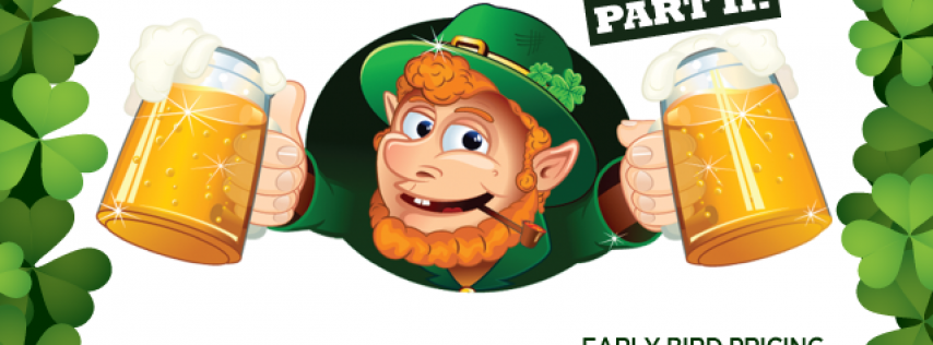 St. Patrick's Day: #YCDAD Part II Party at Shenannigans