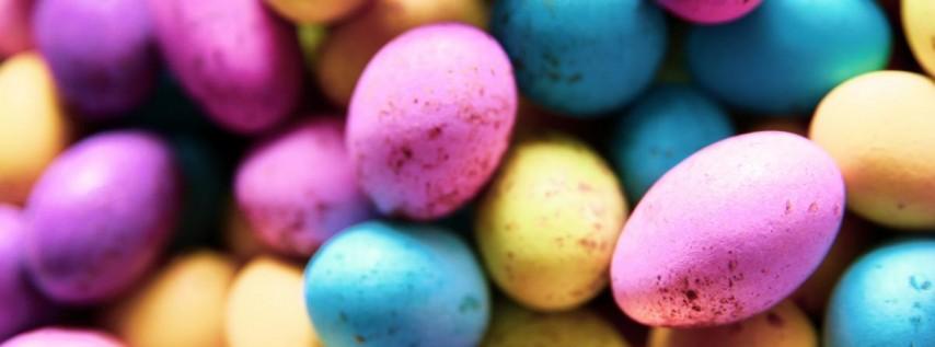 Poochie's Eggcellent Easter   Colonialtown Square Park