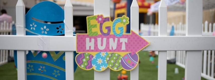 Adult Easter Egg Hunt at The Hammered Lamb