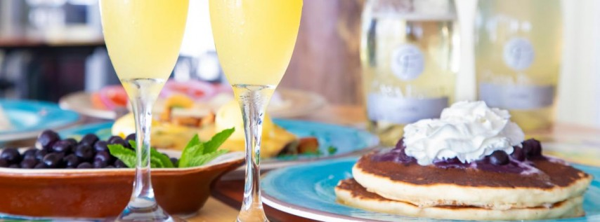Bottomless Mimosas and Sangrias at Caddy's Indian Shores