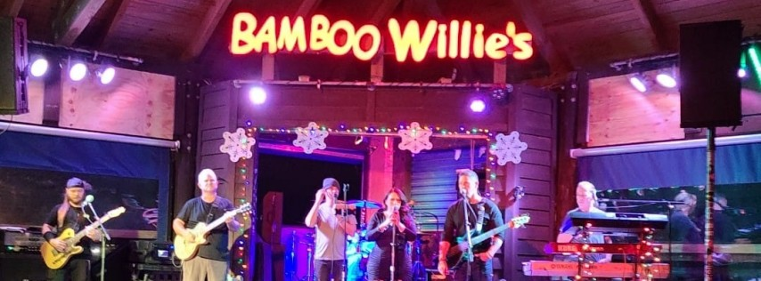 Live Music at Bamboo Willies 4/28 - 4/30