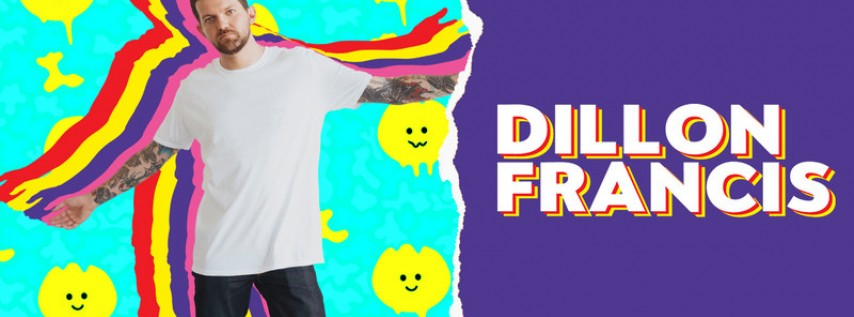 Dillon Francis at Gilt Nightclub