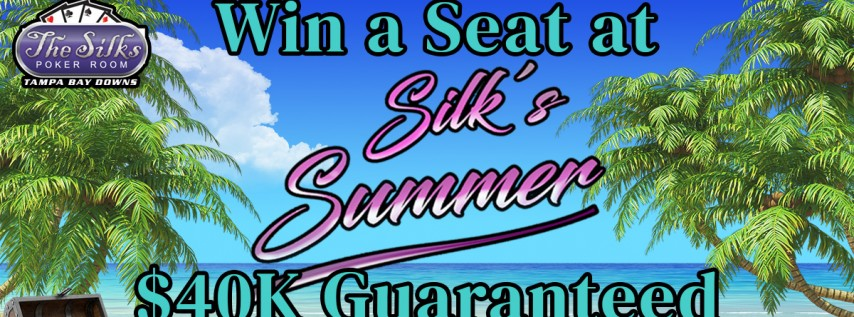 6/23-6/27 $40k Guaranteed Tournament at Silks!