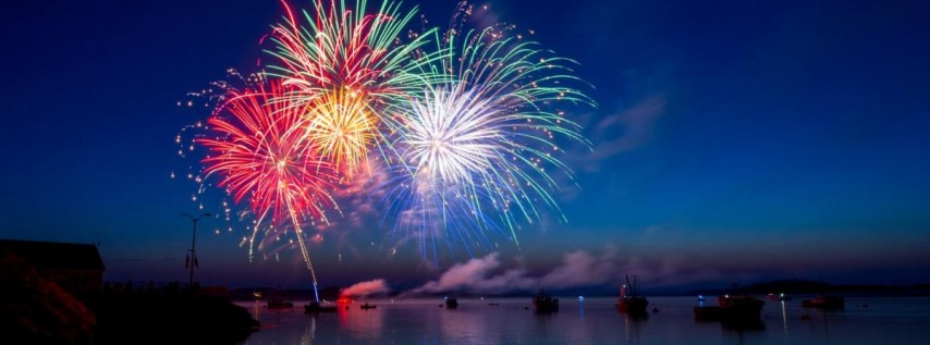 July 4th Miami Fireworks Cruise