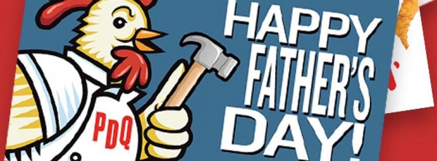 PDQ Father's Day EGift Card