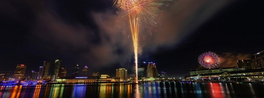 Stay at Aloft Tampa Downtown for Boom by the Bay