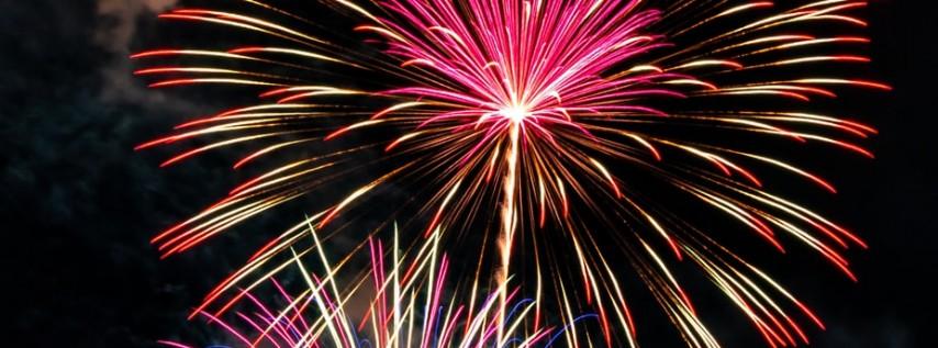 MelBOOM 4th of July Fireworks Celebration