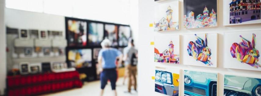 2021 Annual Cool Art Show