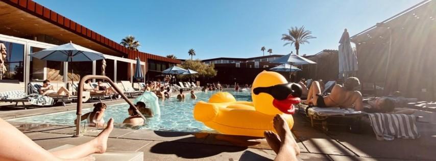 Sunday Pool Party w/ DJ SNAKE