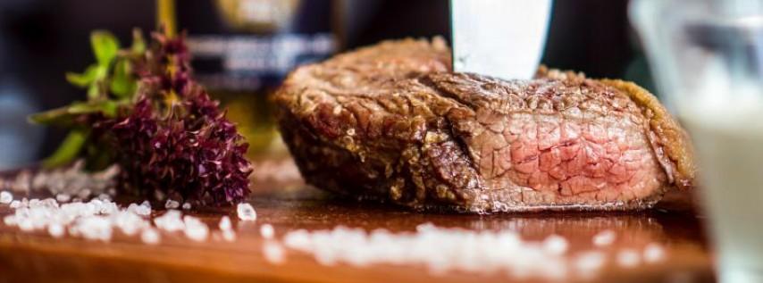 Steak & Lobster Night