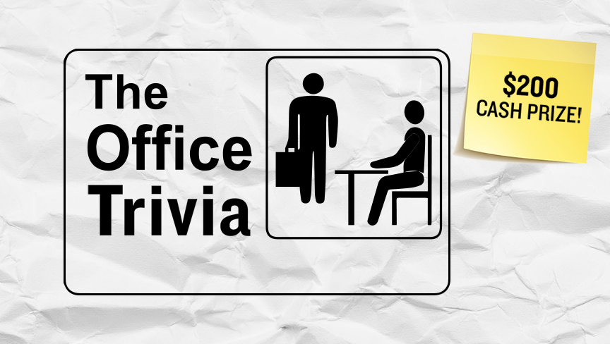 The Office Trivia Night