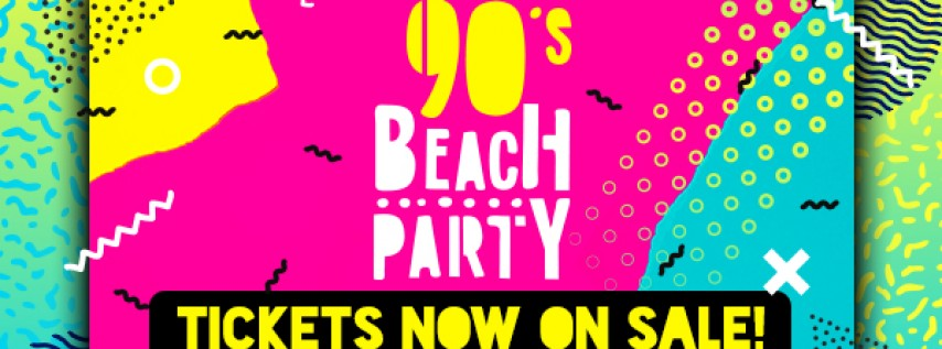 90's Beach Party