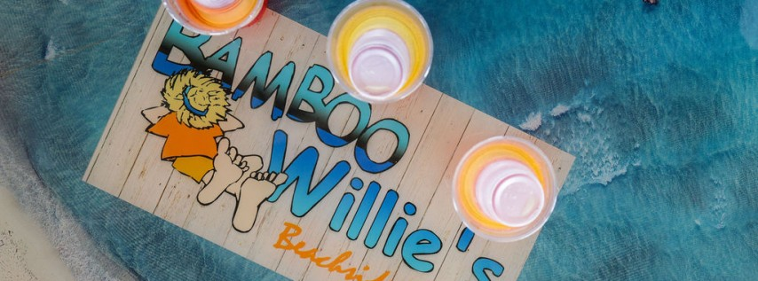 Live Music at Bamboo Willie's 9/22 - 9/26