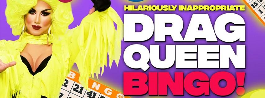 Drag Bingo @ Tin Roof Orlando • 10/19 + Costume Contest