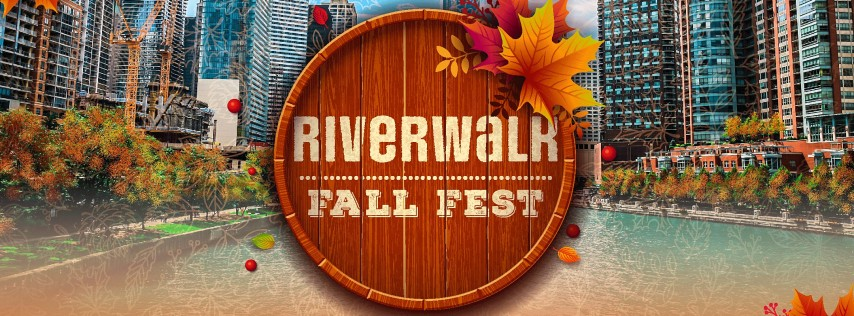 Riverwalk Fall Fest - Hayrides on the River, Beer & Cider Tastings & More