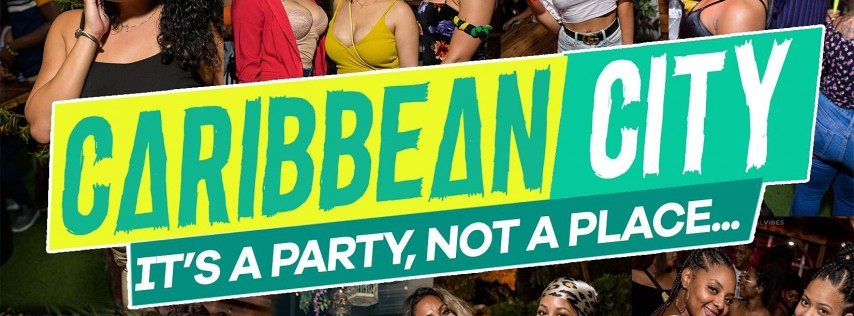 Caribbean City - Gyal-O-Ween - Ladies Free All Night (Dancehall & Soca)