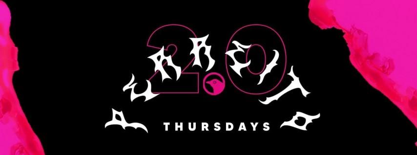 Perreito 2.0 - Every Thursday @ Blackbird Ordinary (No Cover!)