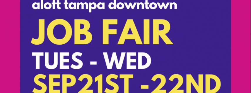 Job Fair @ Aloft Tampa Downtown