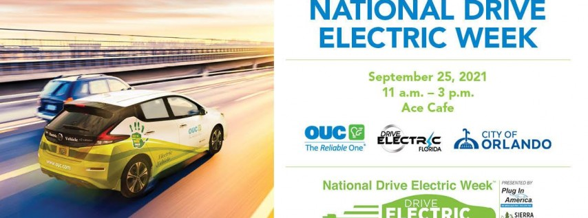 Orlando, FL National Drive Electric Week