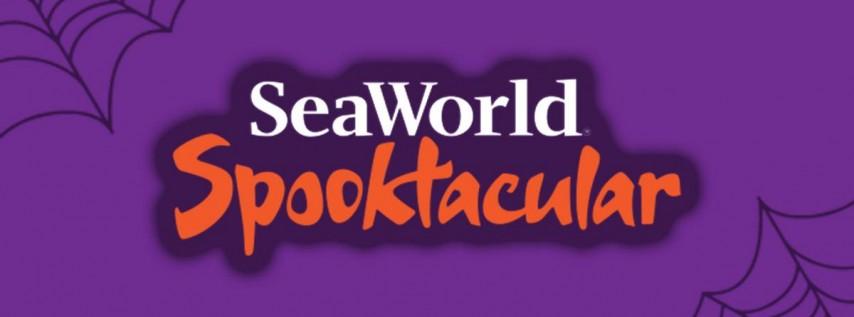 SeaWorld Orlando Spooktacular