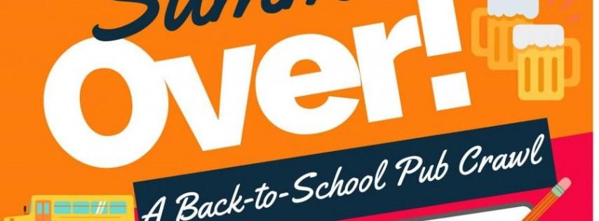 Sirens 2021 Back to School Pub Crawl