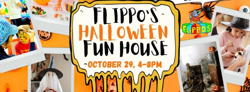 Halloween FUN House!