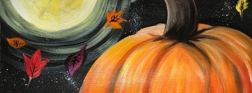 Halloween Cat 1__ Paint n Sip Class