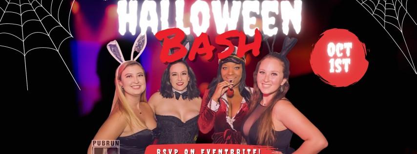 1st Friday Pub Run: Halloween Bash