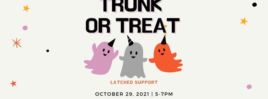 Latched Trunk or Treat