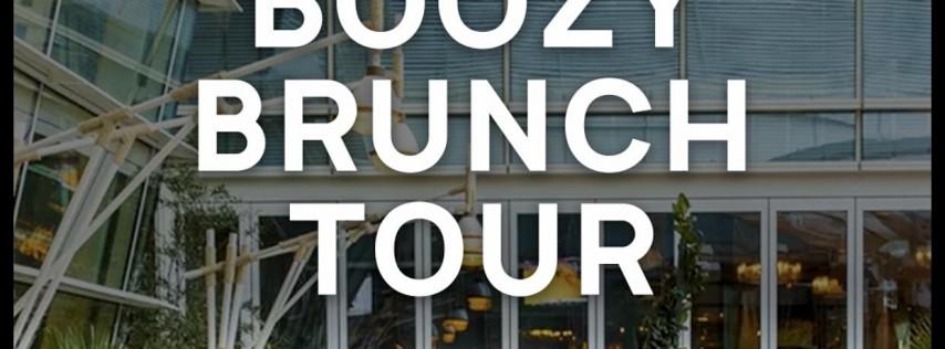 Boozy Brunch Tour Kickoff @ PINHOUSE