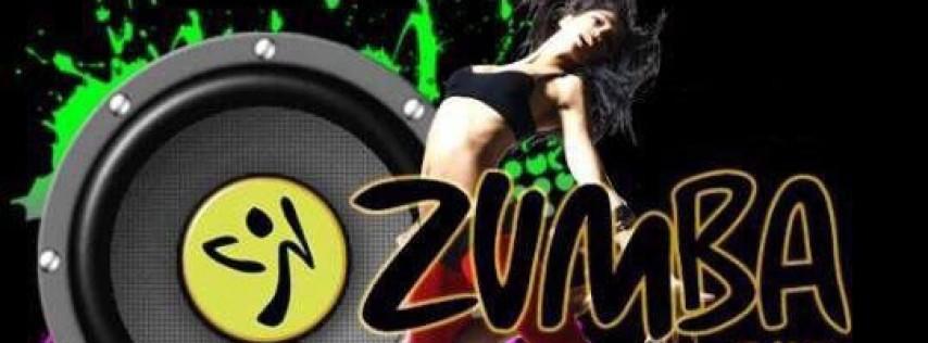 2 Hour Zumba Fitness Jam with Studio Jear Group Fitness - Location Mojitos!