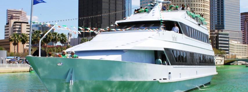 St Patricks Day Cruise Aboard Yacht StarShip Tampa FL