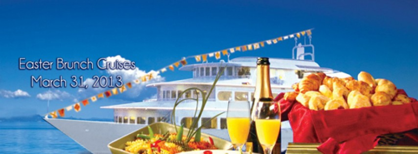Easter Brunch Cruises aboard Yacht StarShip, Tampa FL ...