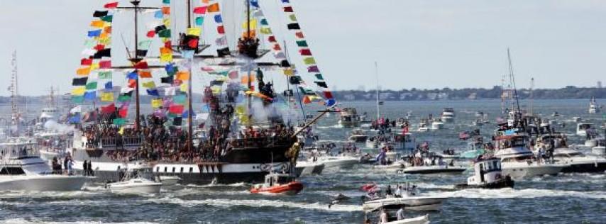 Gasparilla Invasion Brunch Cruise Aboard Yacht Starship