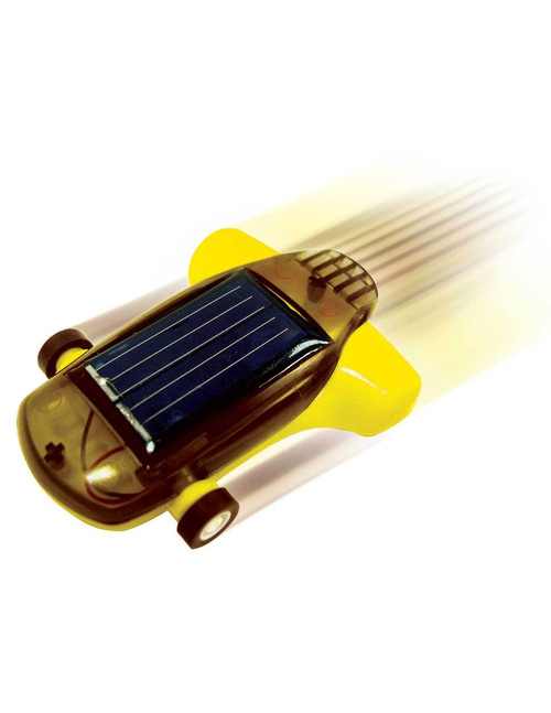 Build Your Own Solar-Powered Vehicle