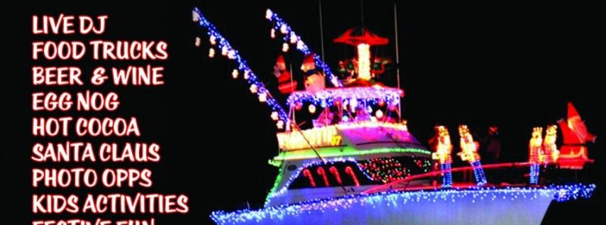 Holiday Light Boat Parade